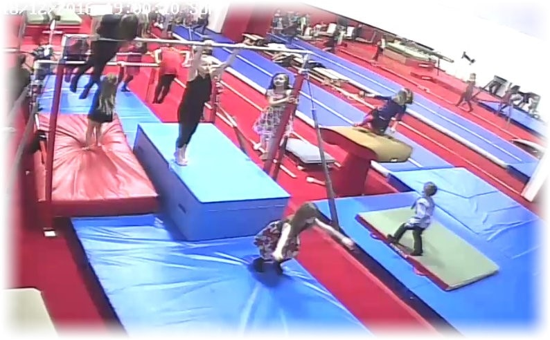 Birthday Parties Dundee Gymnastics Club K DGCK - Childrens birthday party ideas dundee